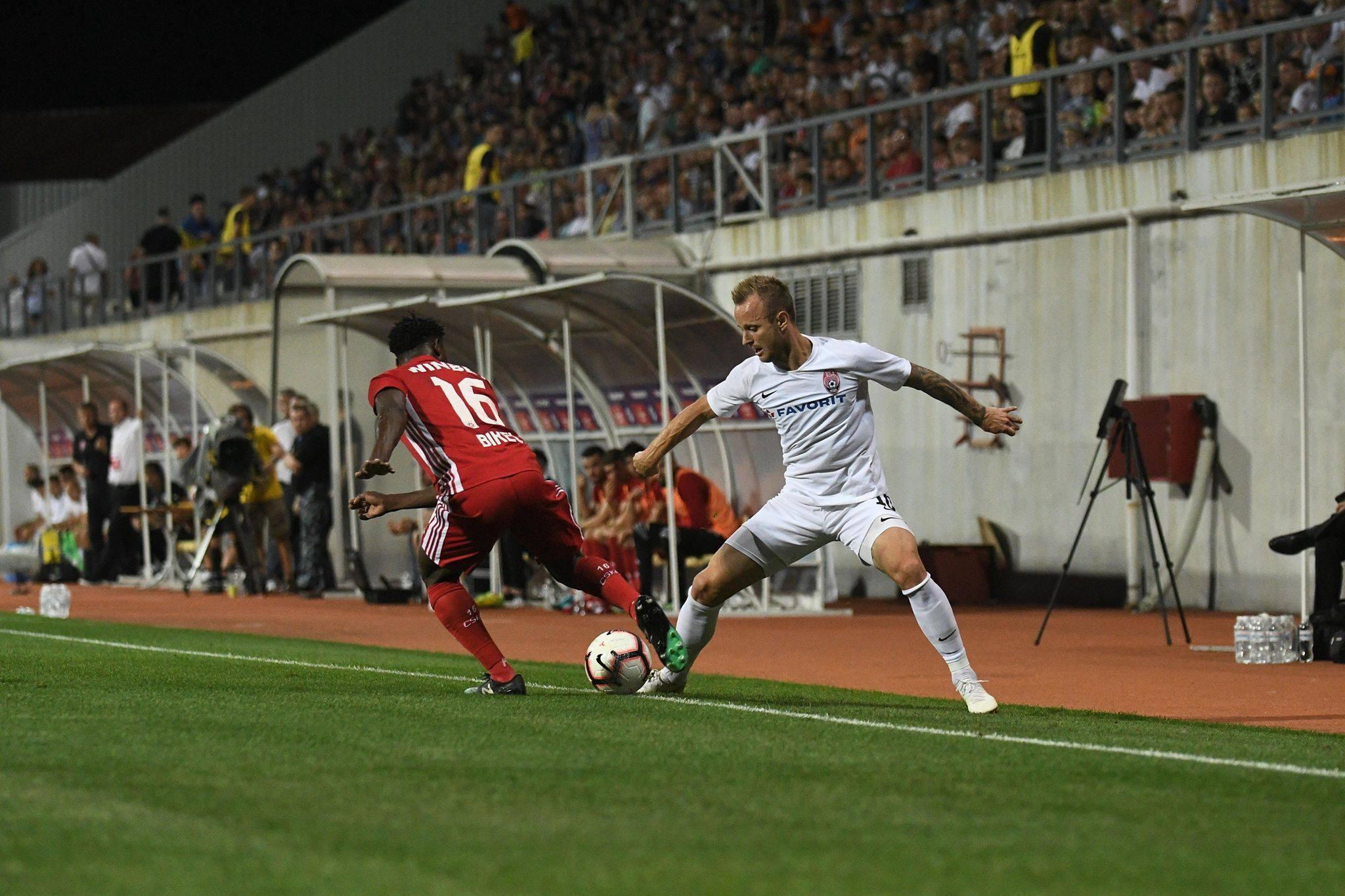 «Заря» забила на последних минутах и прошла в следующий раунд Лиги Европы