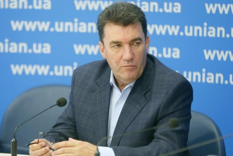 Зеленский назначил Данилова секретарем РНБО