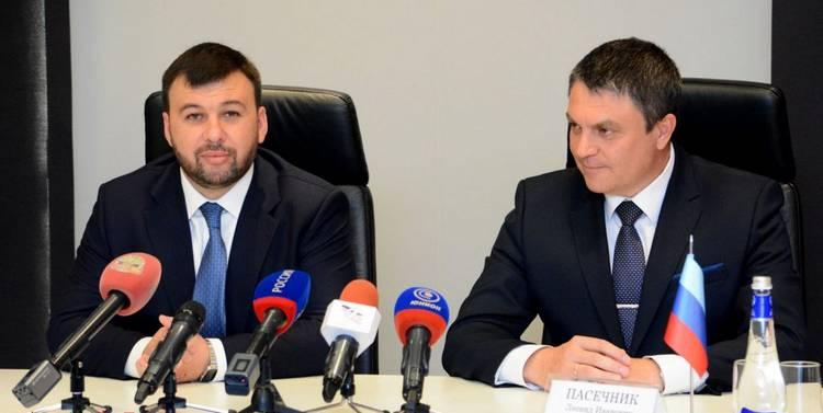 Главы «ЛНР» и «ДНР» заявили, что украинская сторона контроль над границей не получит