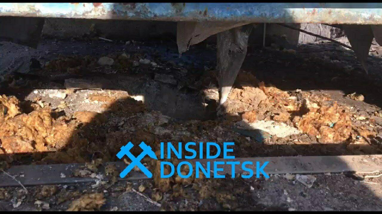 В Донецке подорвали вышку связи. Потом последовал ультиматум