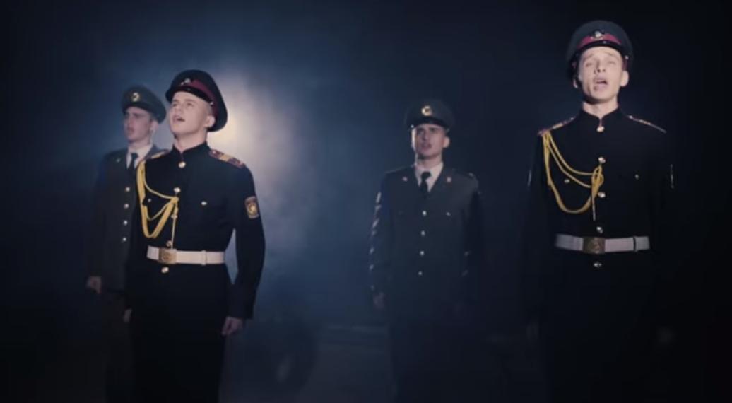 Лицеисты из Луганска и Львова записали песню ко Дню Вооруженных Сил Украины