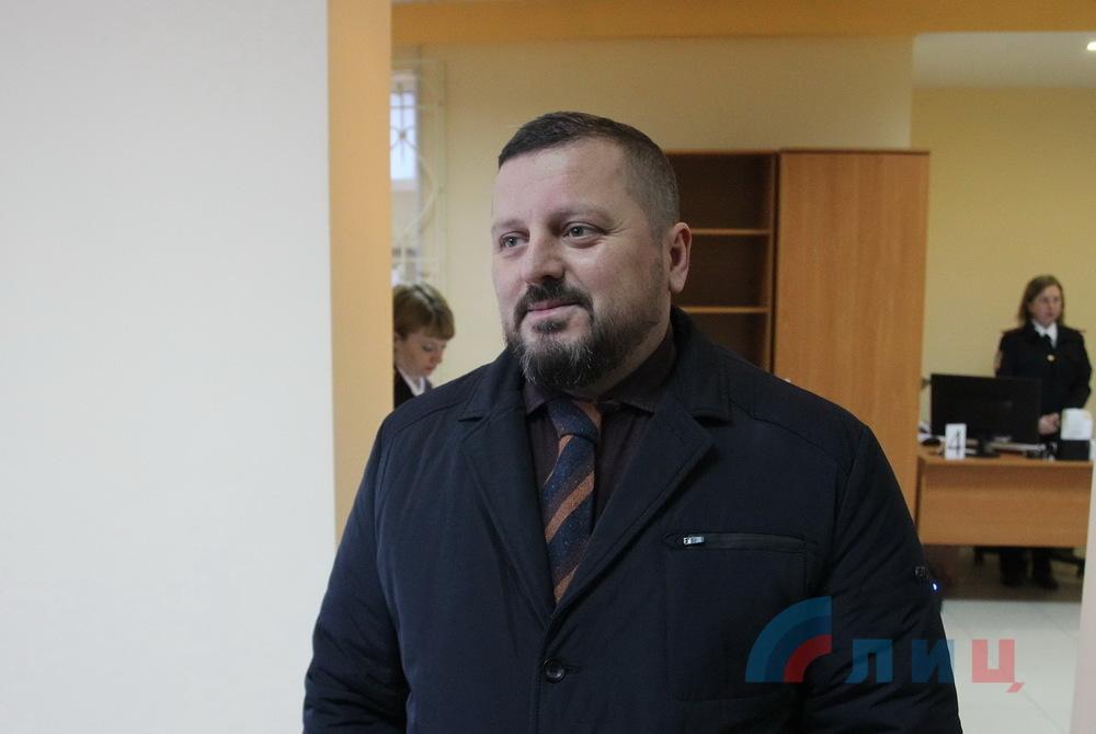 В Луганске открыли дополнительный пункт оформления «паспортов»