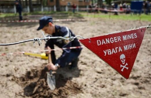 За сутки на Донбассе обезвредили почти 60 взрывоопасных предметов