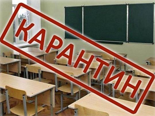 В Лутугино на карантин закрыли пять школ