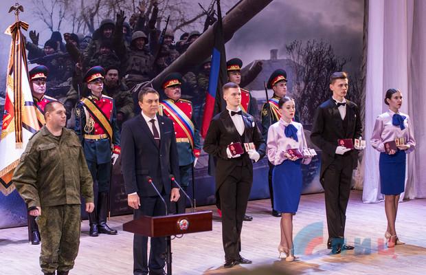 Пасечник наградил Захарченко посмертно, «Гиви», «Моторолу» и «Мамая»