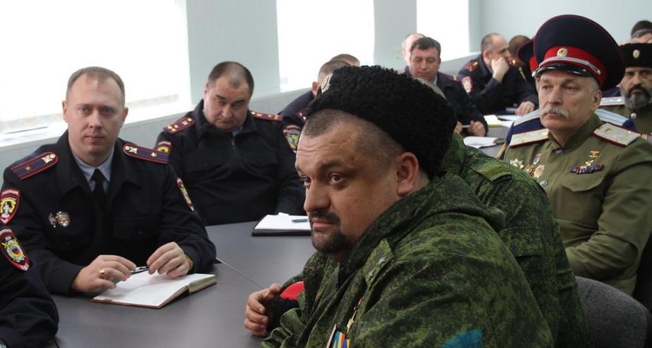 Ровеньки начинают патрулировать казачьи отряды