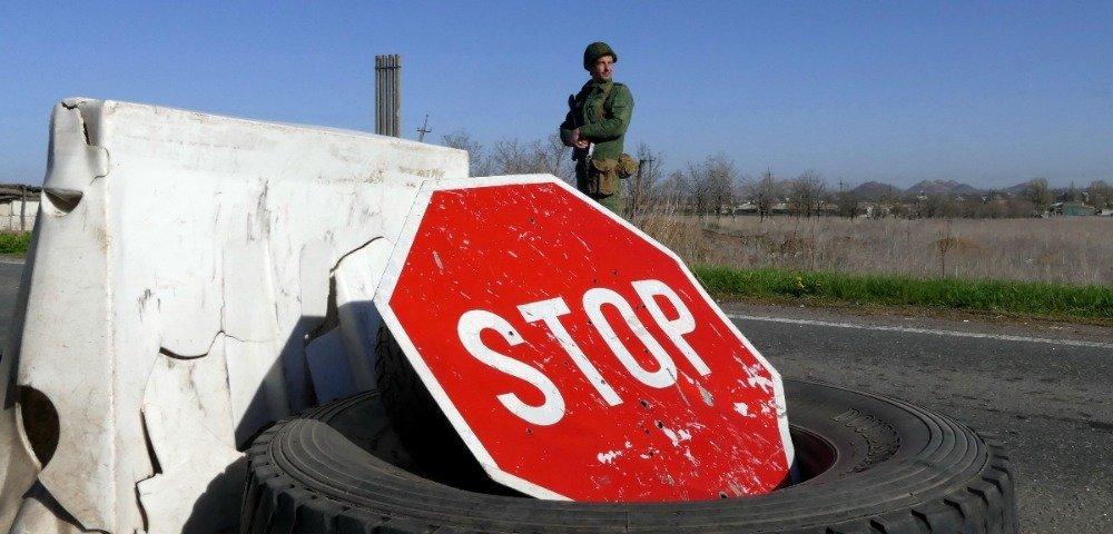 «ЛНР» закрывает пункт пропуска в Станице Луганской