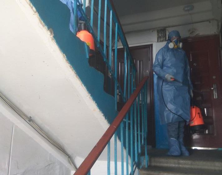 В Луганской области 1 заразившийся COVID-19 и 8 пациентов с подозрением на него