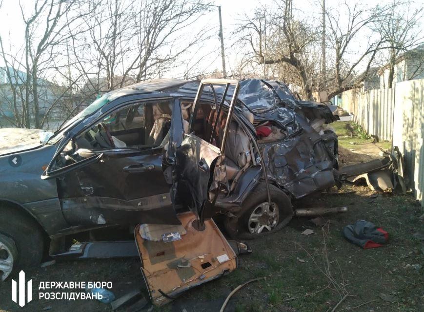На Луганщине в ДТП погибли два человека