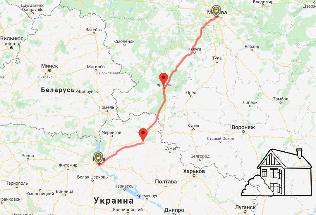 Взаперти-2. Из Луганска в Киев через карантинные кордоны