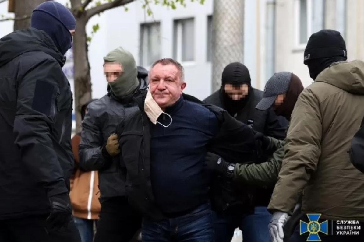 СБУ задержала генерал-майора Валерия Шайтанова. Его обвиняют в госизмене и теракте