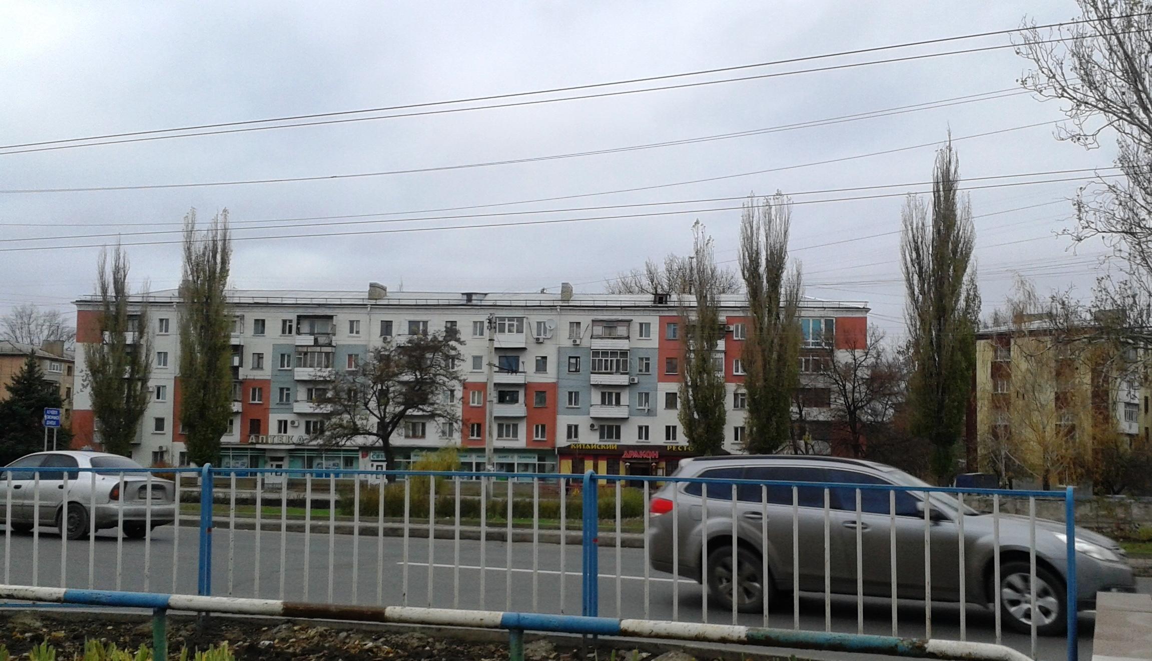 В Луганске разрешили работу общественного транспорта