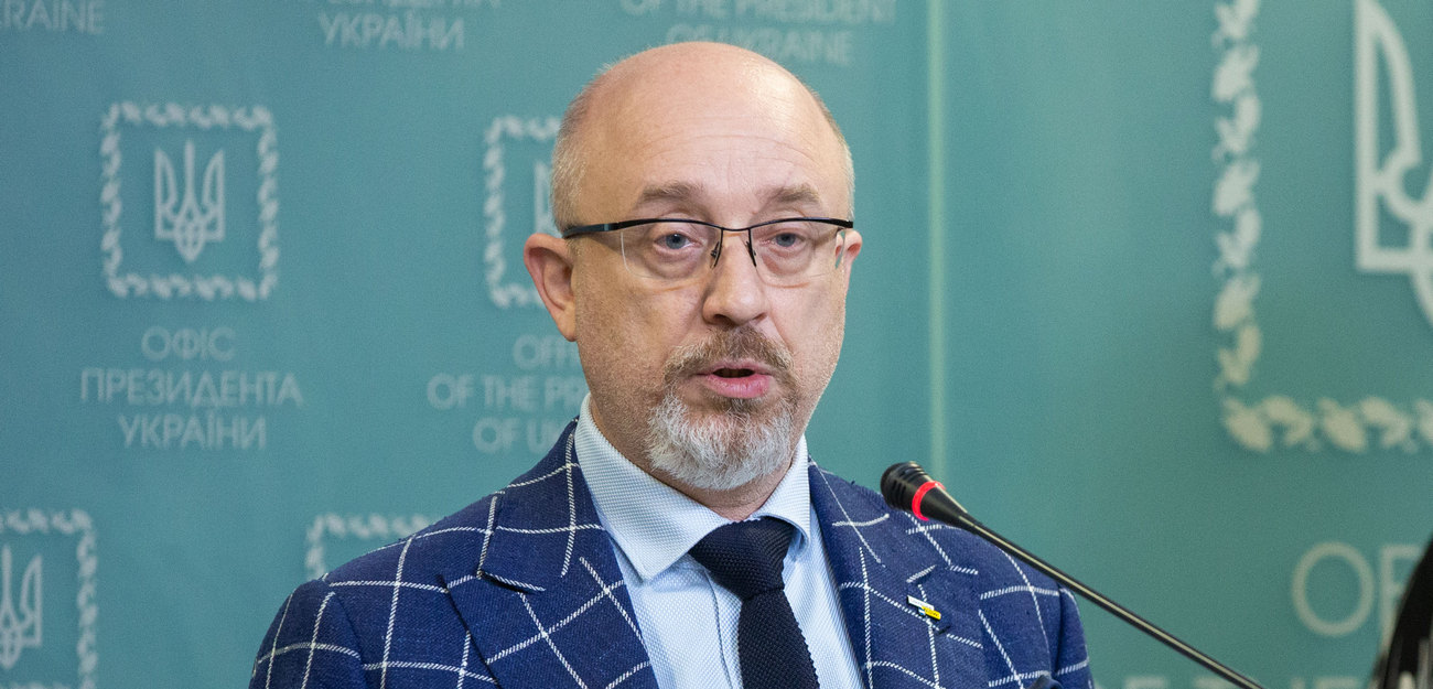 Попытка России обратить на себя внимание. Резников считает минимальной вероятность горячей фазы войны на Донбассе