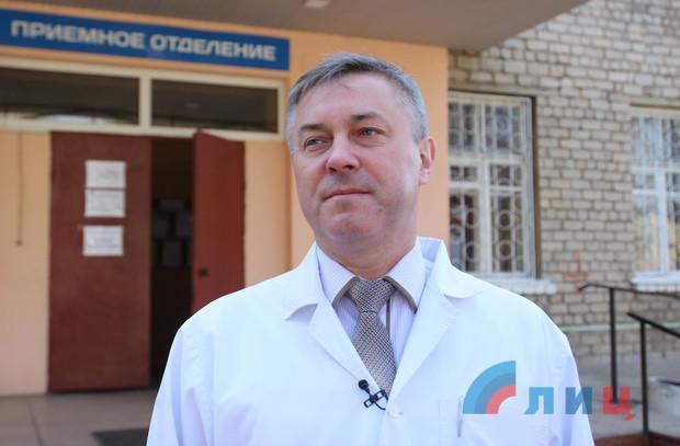 В Луганске умер главврач больницы, у которого раньше обнаруживали коронавирус