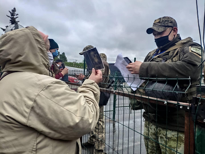 Карантин. Что происходит на пунктах пропуска Донбасса