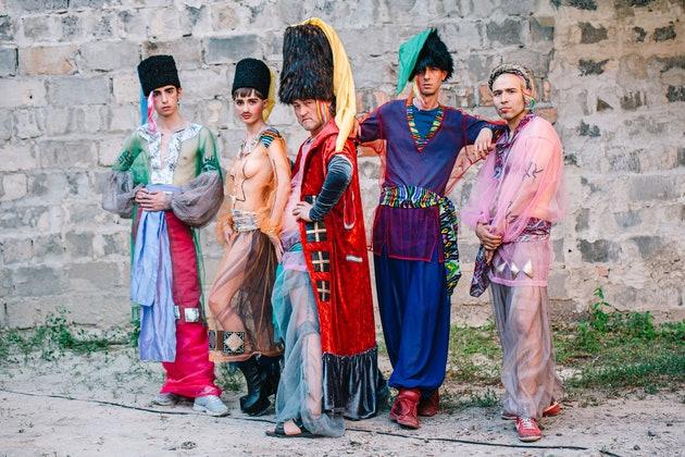 Луганский трэш-модельер снимется в короткометражке о гомосексуалах в украинском казачестве