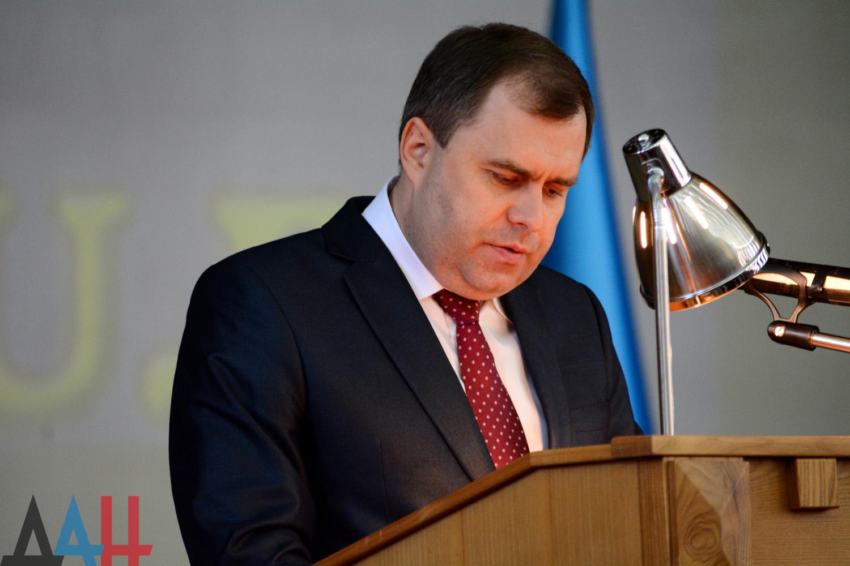 «ДНР» уволила своего «министра здравоохранения»
