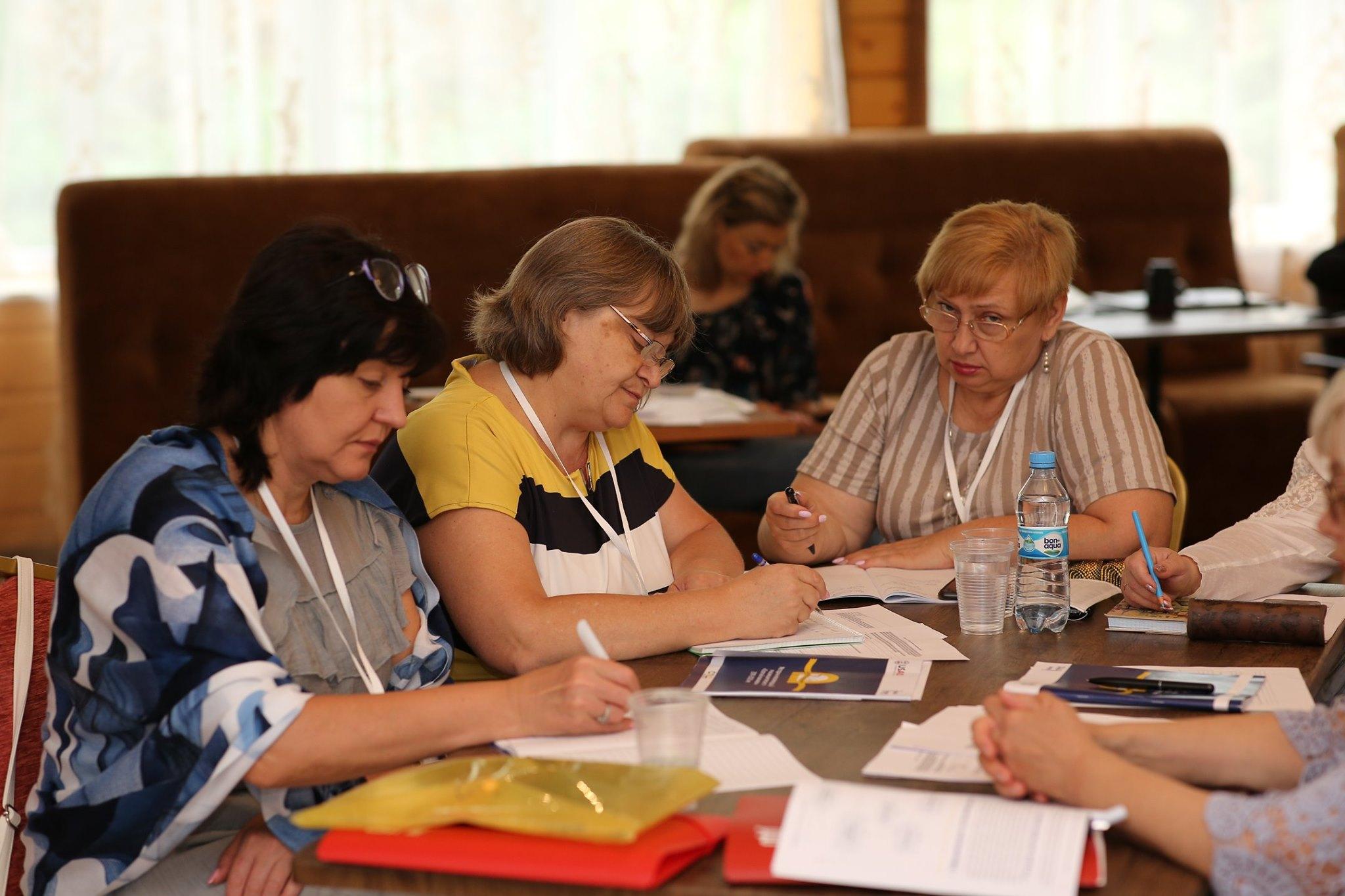 Четыре школы Луганщины вышли в суперфинал проекта «Освитний марафон»
