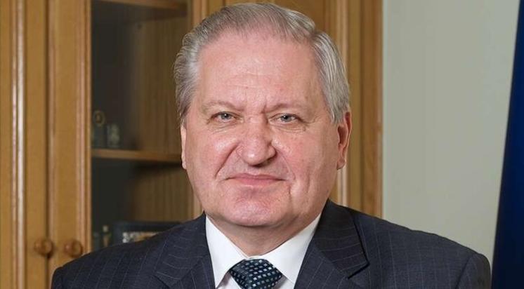 От воспаления легких умер Виктор Тихонов — экс-глава Луганского облсовета