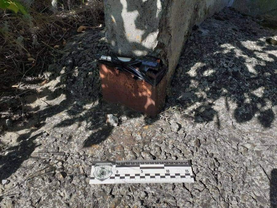 В Луганской области возле газопровода нашли растяжку