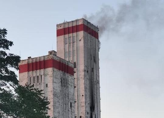 Пожар на шахте «Комсомолец Донбасса». 12 горняков госпитализированы из-за отравления угарным газом