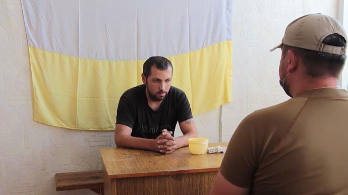 Хотели отправить в заградотряд. Задержанный снайпер «ЛНР» рассказал, почему сбежал со «службы»