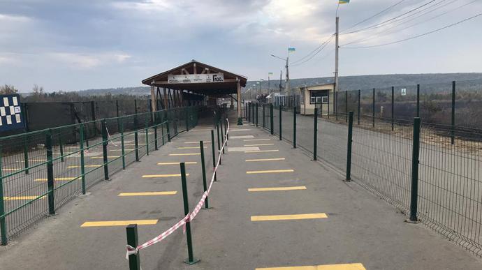 Как будет работать КПВВ «Станица Луганская» во время новогодних праздников