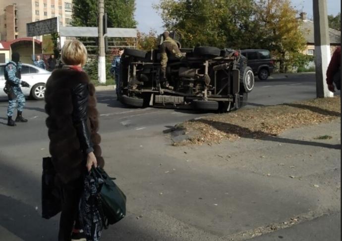 В ДТП под Луганском погиб командир батальона боевиков «Призрак»