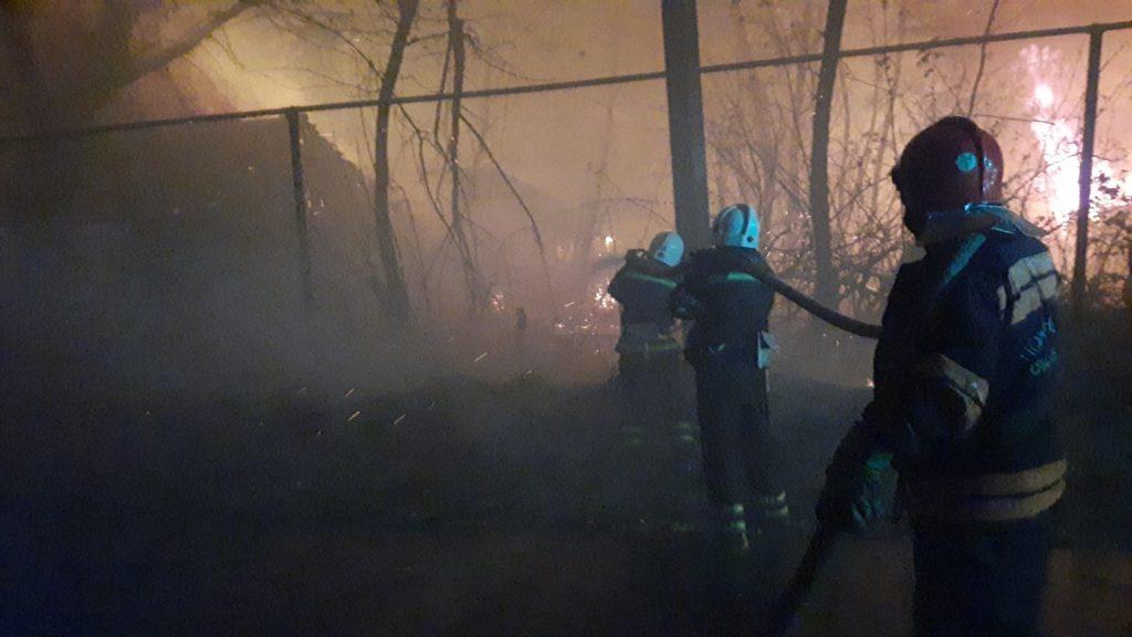 На пожарах в Луганской области погибли 5 человек. Десятки домов сгорели