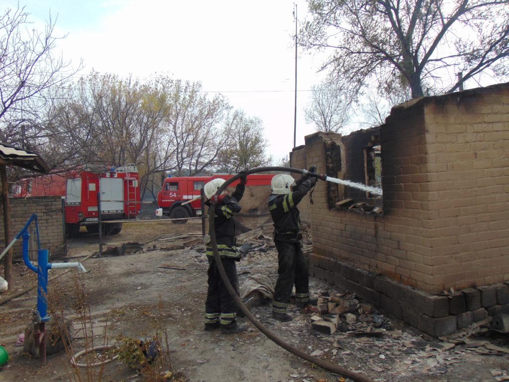 Уже 11 человек стали жертвами пожаров в Луганской области