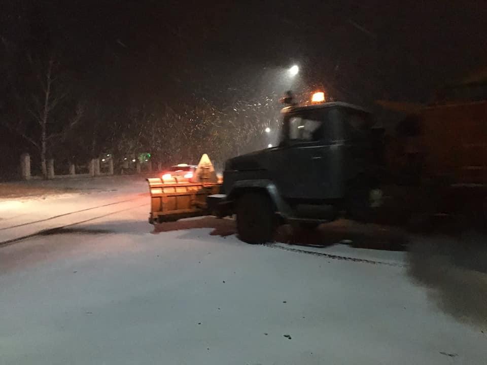 Водителей Луганской области предупреждают об опасности на дорогах