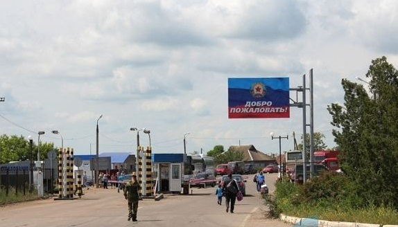 Освобождают место для автобусов с людьми. «ЛНР» не будет пропускать грузовики накануне выборов в Госдуму