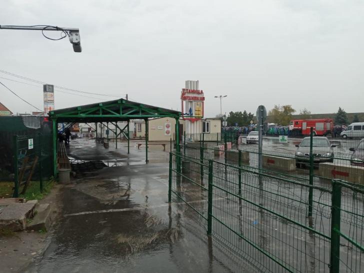 На пункте пропуска в «Станице Луганской» умер пожилой мужчина