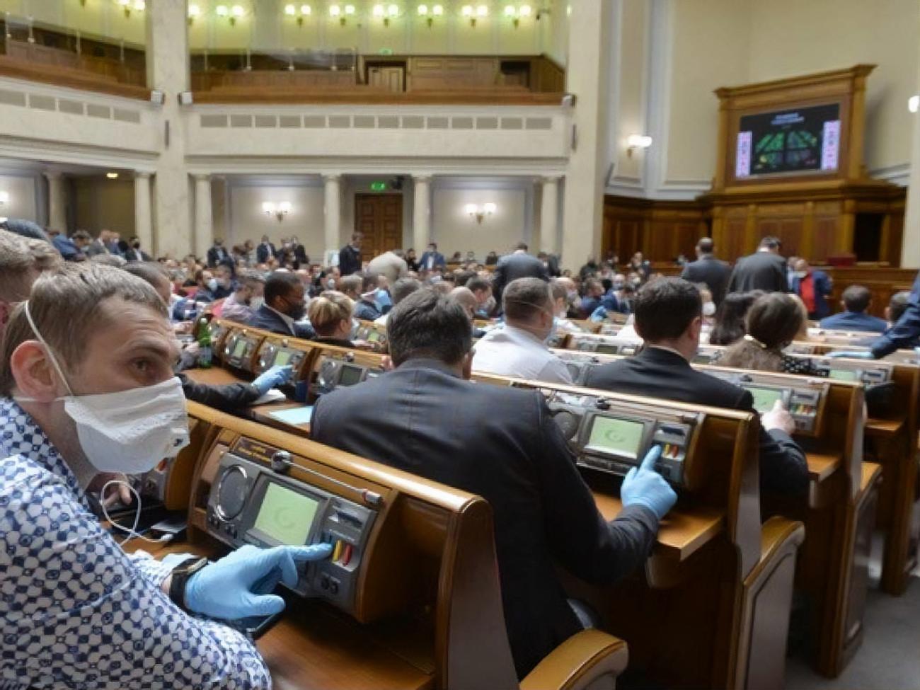 Рада разрешила заочные суды над теми, кто скрывается в ОРДЛО и в России