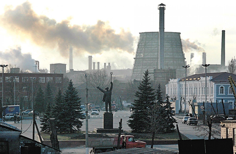 Оккупированный Алчевск снова частично остался без тепла