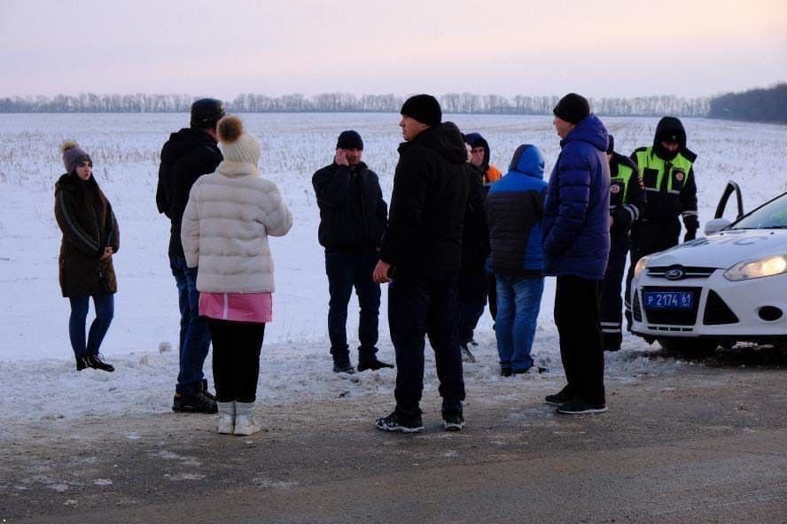 Второе за неделю ДТП с участием автобуса из оккупированного Донецка произошло в России