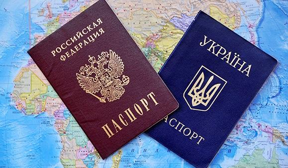 Определять статус украинцев с российскими паспортами будут после деоккупации Донбасса, — Резников