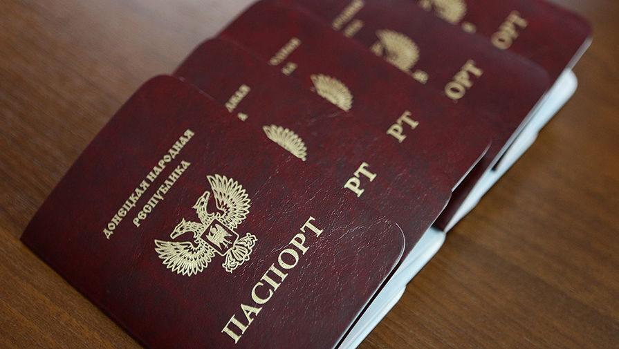 Очередь расписана на 3 года вперед. Денисова рассказала о темпах российской паспортизации на Донбассе