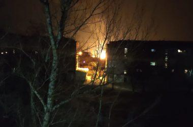 В Луганске произошел взрыв на магистральном газопроводе. Тысячи абонентов остались без тепла