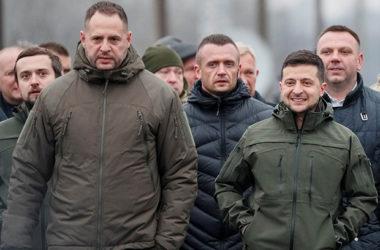 Ермак заговорил о корректировках в Минские соглашения