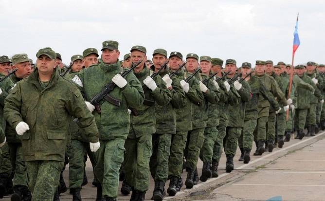 В «ЛНР» решили провести военные сборы на 3 тыс. резервистов