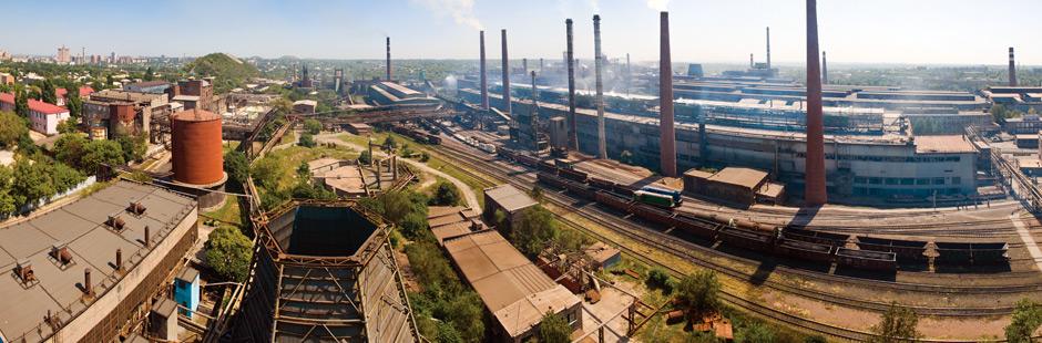 Завод в оккупированном Донецке передали новому инвестору, который до этого занимался пельменями