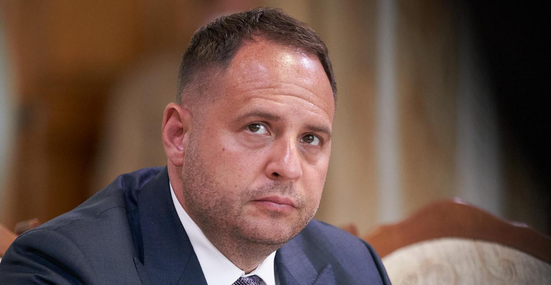 Ермак назвал предложения Козака манипуляцией и заявил, что Киев не согласится на них