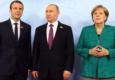 Путин, Меркель и Макрон обсудили Донбасс без Зеленского