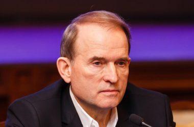 Медведчуку и Козаку объявили подозрение в государственной измене, — Венедиктова