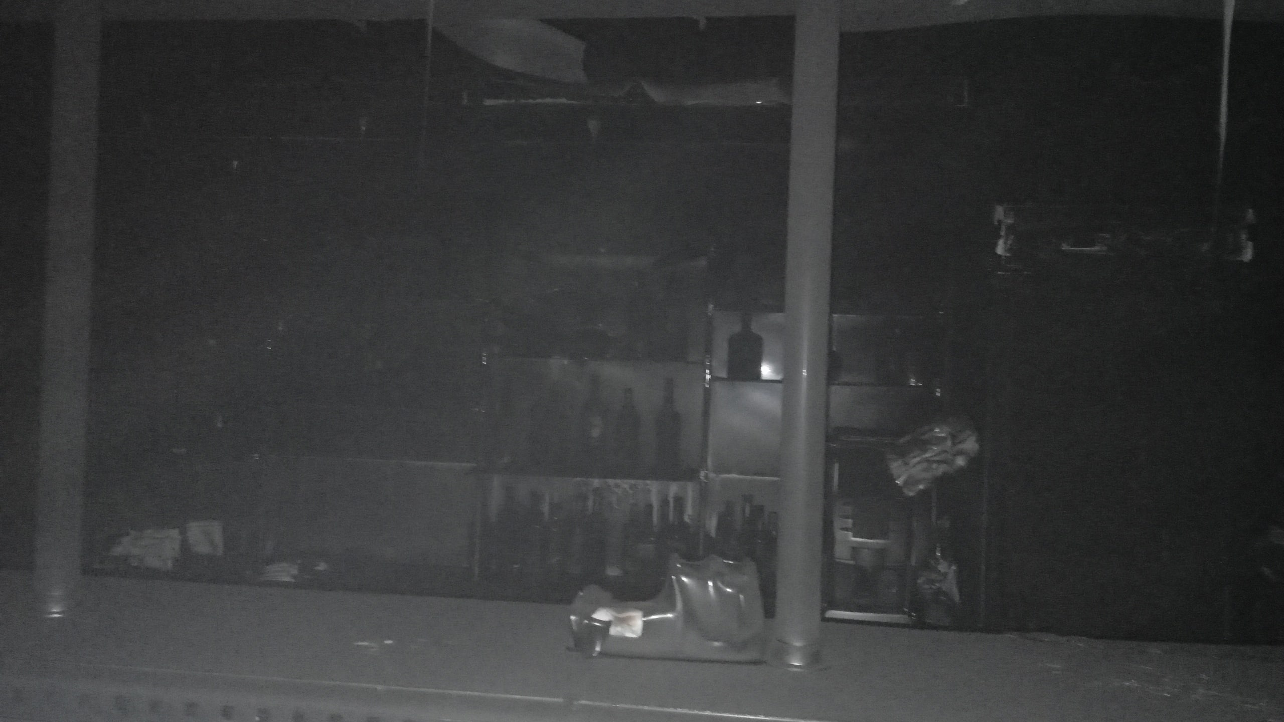 В Стаханове в ресторан и аптеку, принадлежащие «мэру» города, бросили коктейли Молотова, — соцсети