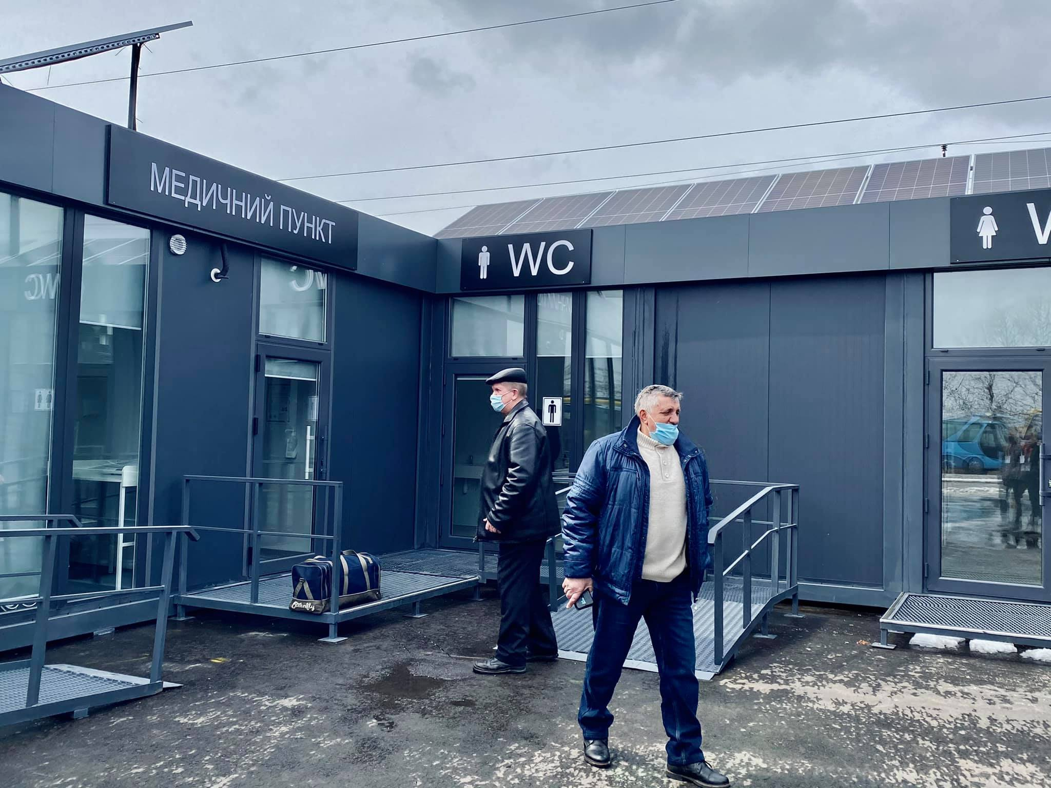 На КПВВ «Новотроицкое» успевают сделать в два раза больше бесплатных тестов, чем на «Станице Луганской», — правозащитники