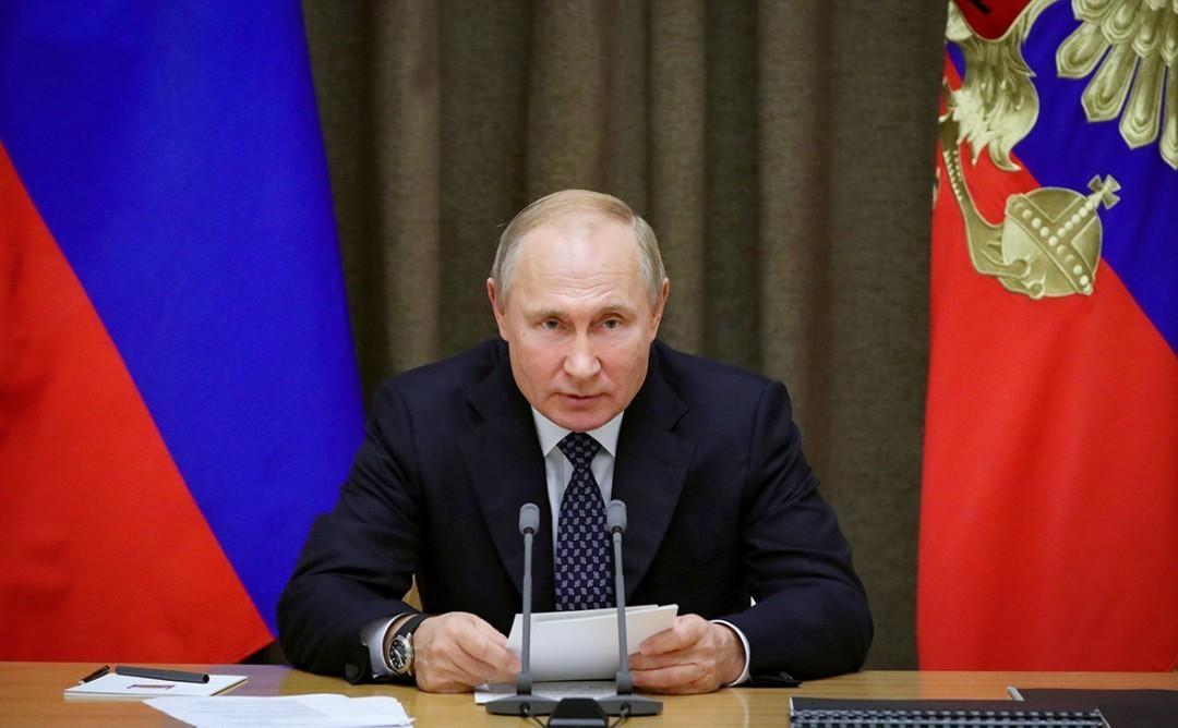 Байден назвал Путина убийцей. Тот ответил детской поговоркой