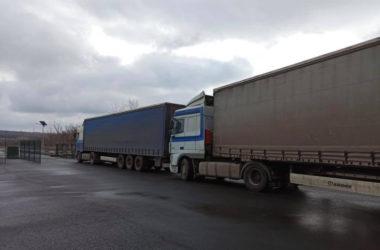 Спустя 3 дня «ЛНР» все же пустила через КПВВ «Счастье» гуманитарную помощь от ООН