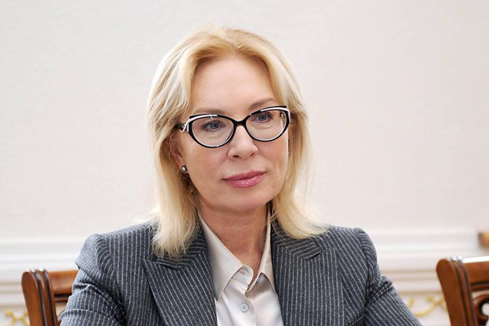 Россия на Донбассе незаконно удерживает 267 украинцев, в Крыму — 109, — Денисова